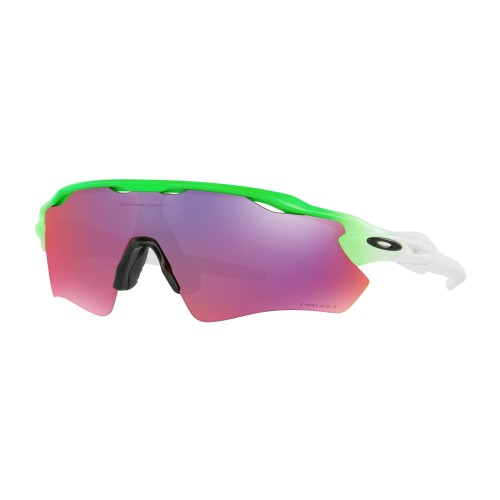 OAKLEY RADAR EV PATH GREEN FADE w/PRIZM ROAD