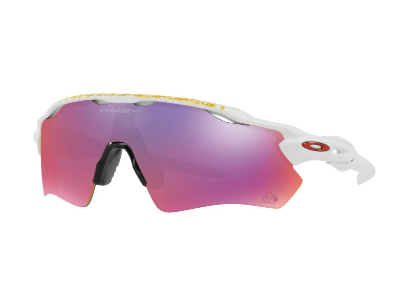OAKLEY RADAR EV PATH TdeF MATTE WHT/PRIZM ROAD