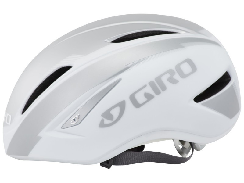 GIRO AIR ATTACK WHITE/SILVER