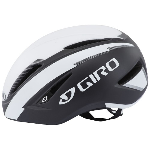GIRO AIR ATTACK BLACK/WHITE