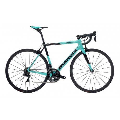 BIANCHI SPECIALISSIMA - SHIMANO ULTEGRA