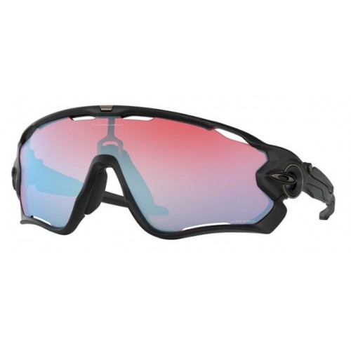 OAKLEY JAWBREAKER POLISHED WHITE PRIZM SNOW