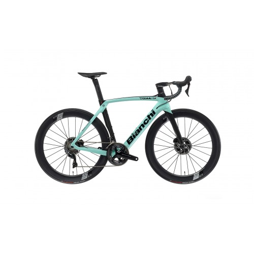 BIANCHI OLTRE XR4 DISC - SHIMANO DURA-ACE
