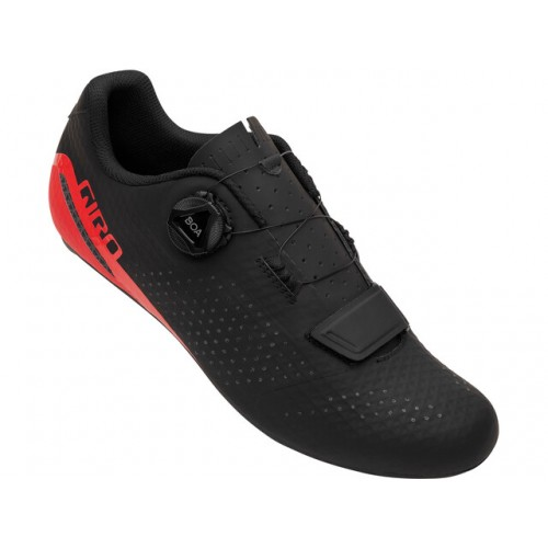 GIRO CADET BLACK BRIGHT RED