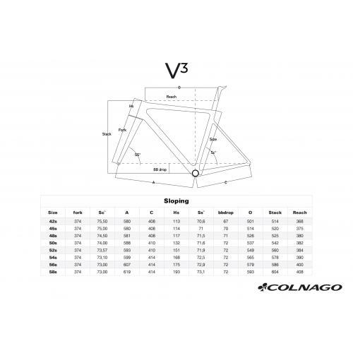 COLNAGO V3 DISC
