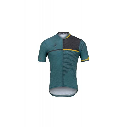 WILIER JERSEY BRAVE GREEN